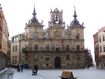 Astorga Town Hall