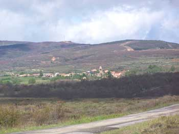 Rabanal in the Distance