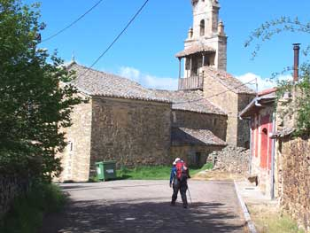 Old Church El Ganso