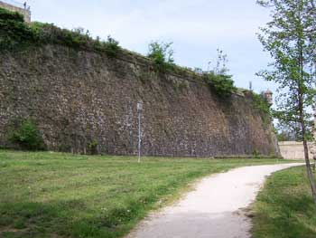 Walls of Pamplona