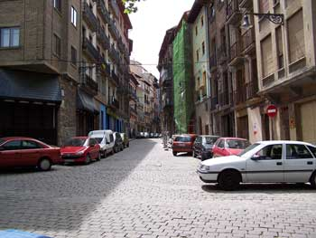 Old Town Pamplona